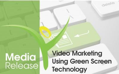 Video Marketing using Green Screen technology