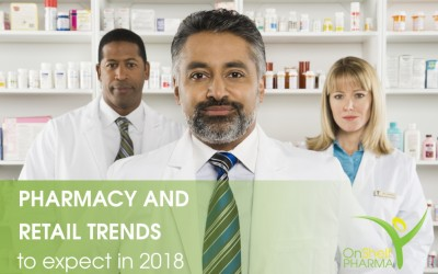 Pharmacy and Retail trends to expect in 2018