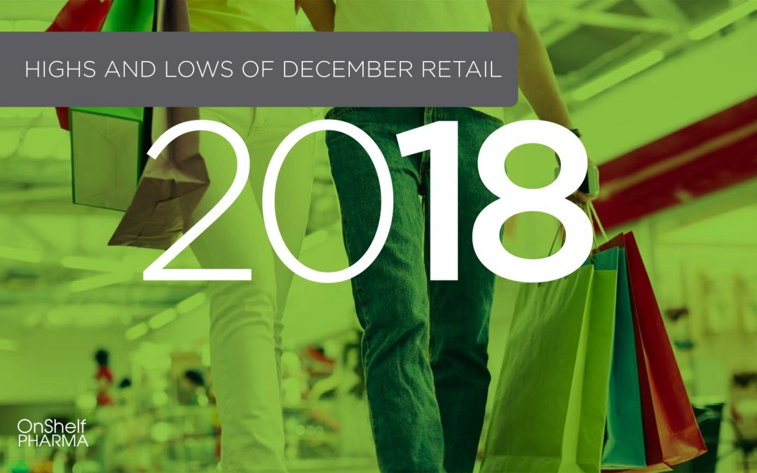 Highs and Lows of December Retail 2018