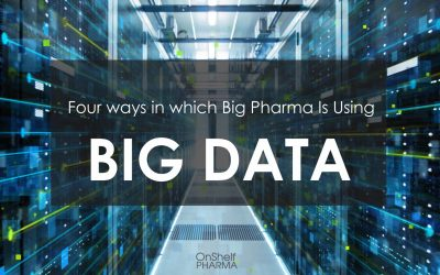 Four Ways in which Big Pharma Is Using Big Data