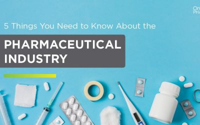 Five Things You Need to Know About the Pharmaceutical Industry