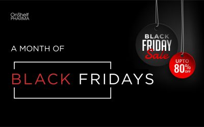 A Month of Black Fridays