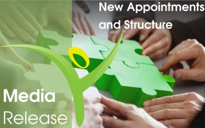 New Appointments and Structure