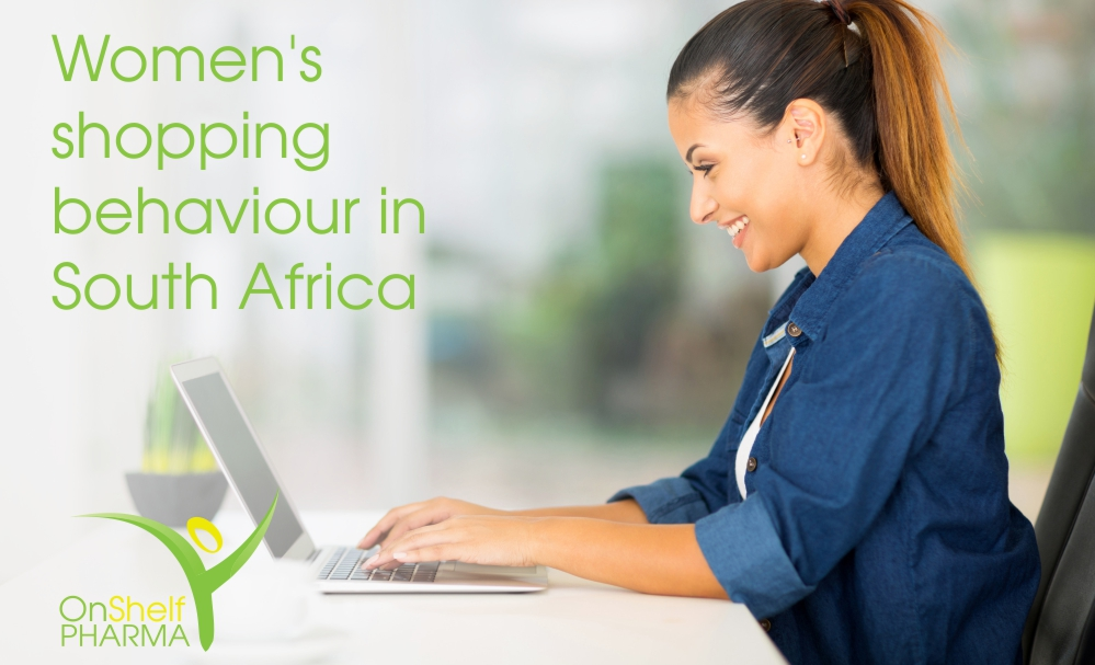 Women's shopping behaviour in South Africa – Infographic